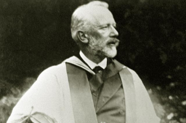 Петр Чайковский. 1893 год