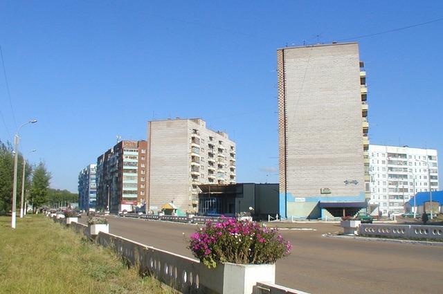 Многих жителей города забирали на улице Седова.