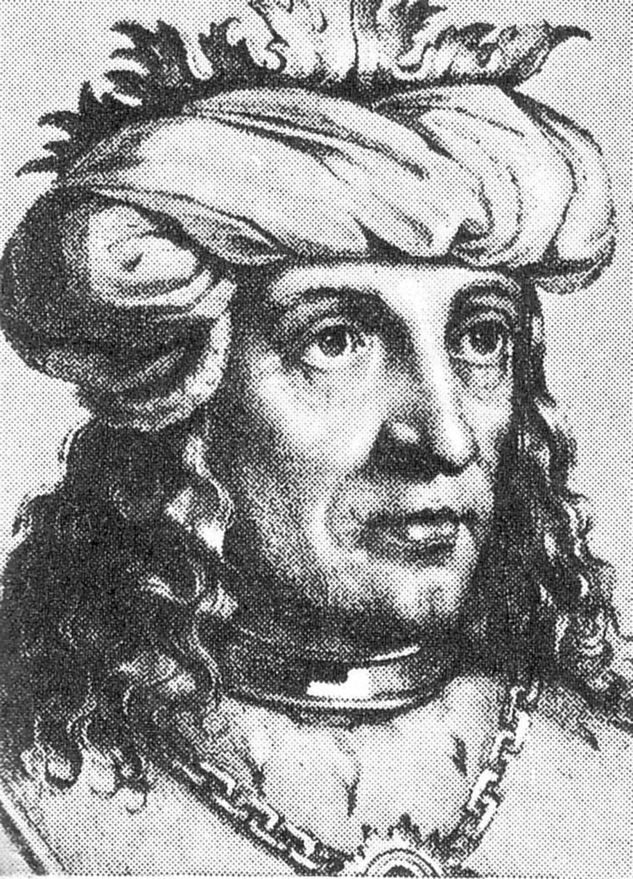 Генрих Птицелов.