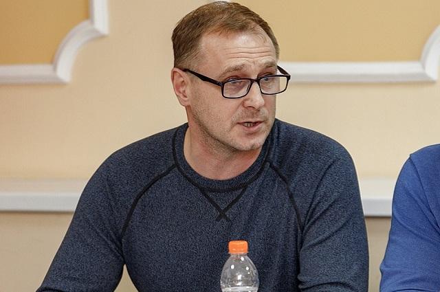 Александр Баев, депутат Псковской городской Думы