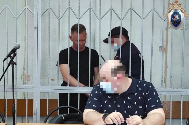 Суд арестовал подозреваемого в убийстве девочки.