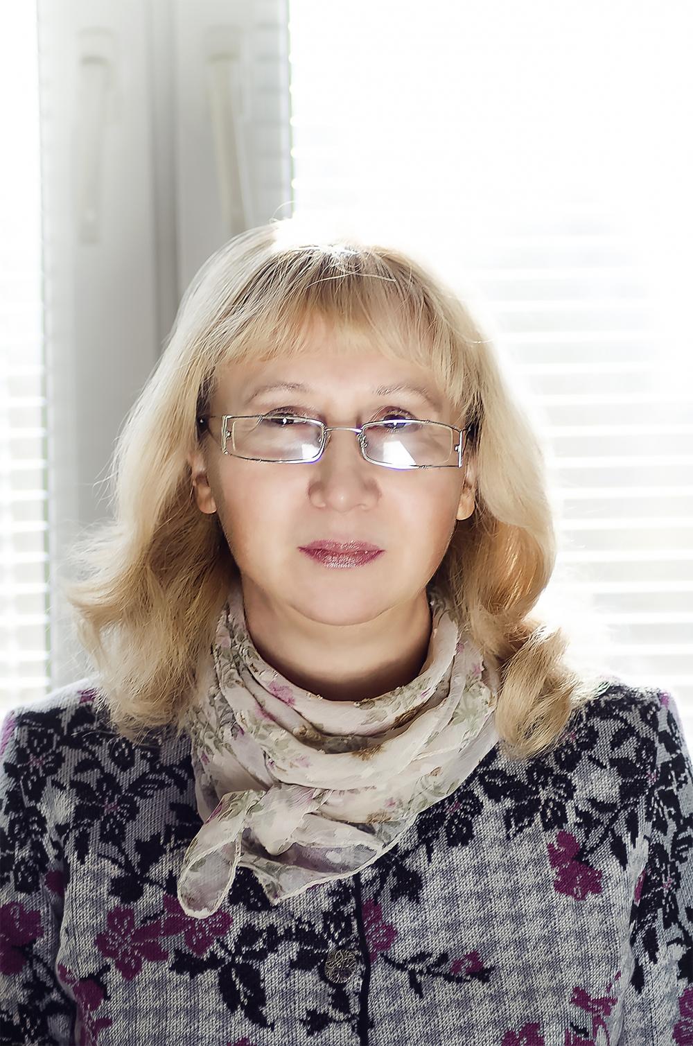 Светлана Лазаренко