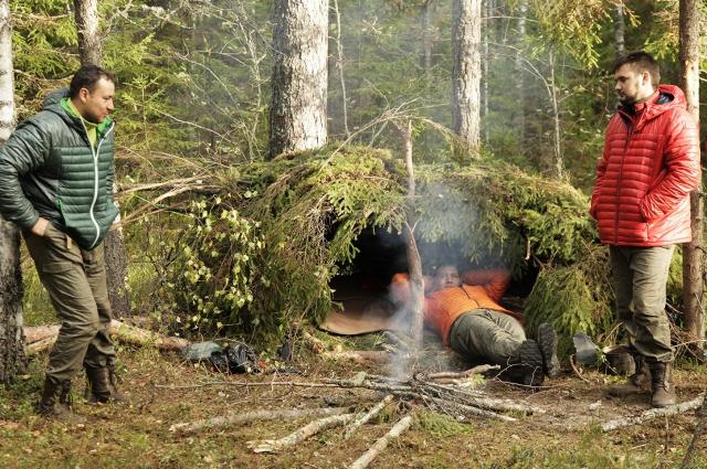 После пройденных испытаний участники в лесу точно не пропадут.