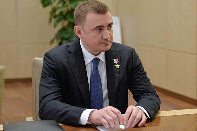 Алексей Дюмин.