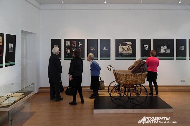 Фото с выставки.