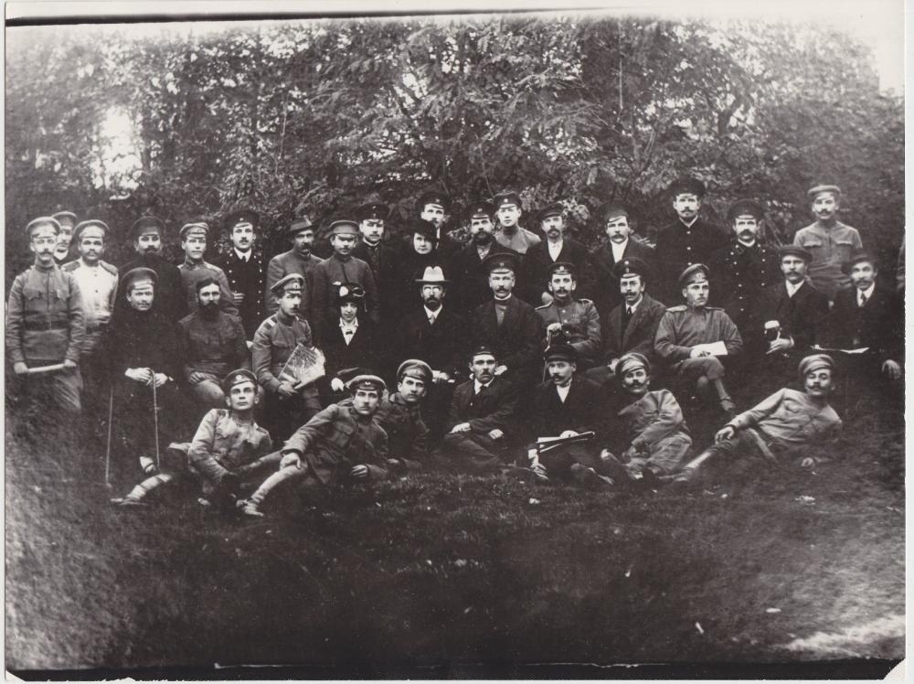 Белгородский совет рабочих и солдатских депутатов. 1 октября 1917 г.