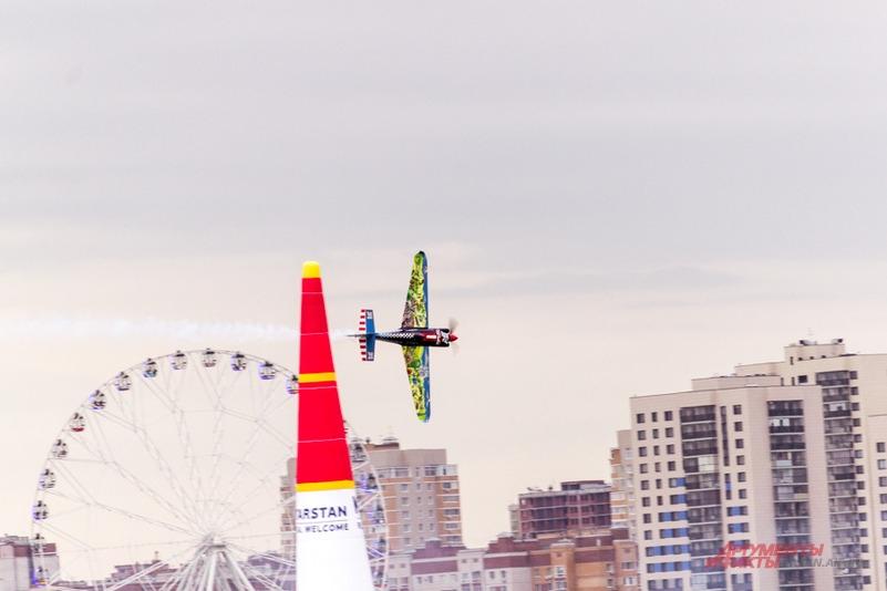 авиагонки, чм по авиагонкам, Red Bull Air Race