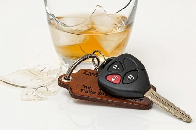 Пьяный за рулем - потенциальный убийца.