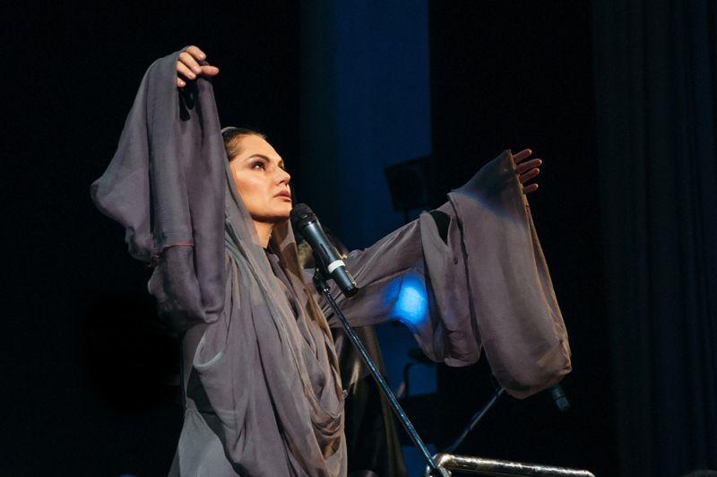 В Ульяновске на концерте.