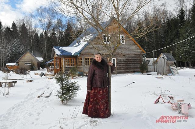 Марина Соловей - мать 16 детей