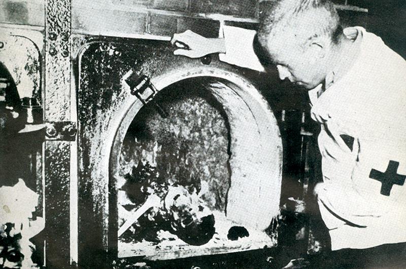 Крематорий Бухенвальда