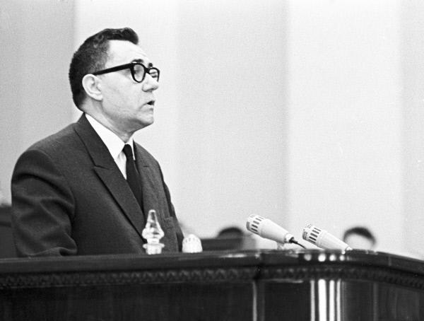 Андрей Громыко, 1969 год