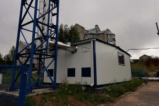 В Пермском крае идёт программа модернизации систем отопления.