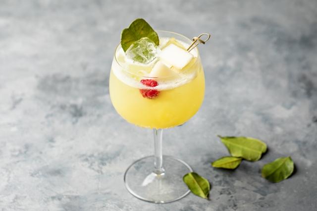Лимонад «Дыня-личи»