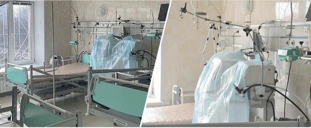 В областную больницу дополнительно поступило 15 аппаратов искусственной вентиляции лёгких, приобретённых за счёт областного бюджета.