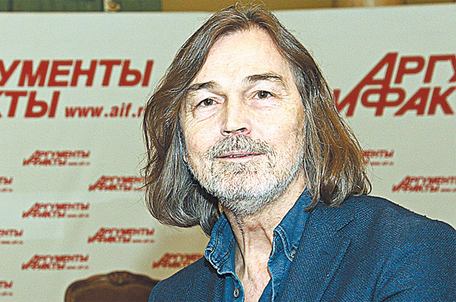 Никас Сафронов.