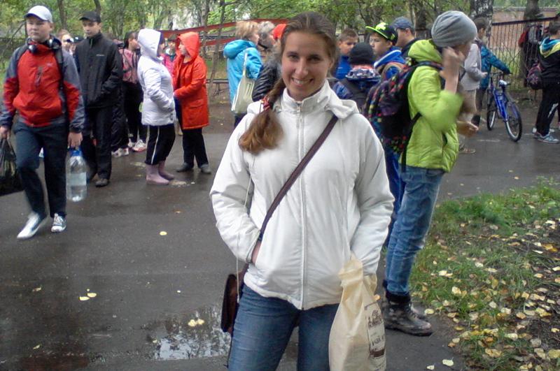 Учительница из Луганска постепенно привыкает к прохладному уральскому климату