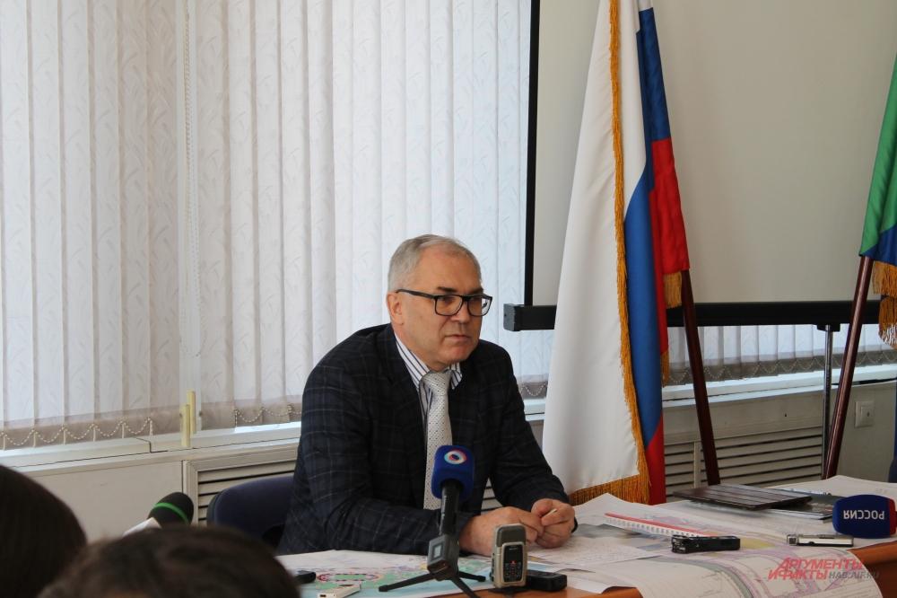 Селеменев подчеркнул, что стоимость работ III  этапа составит 846 миллионов рублей