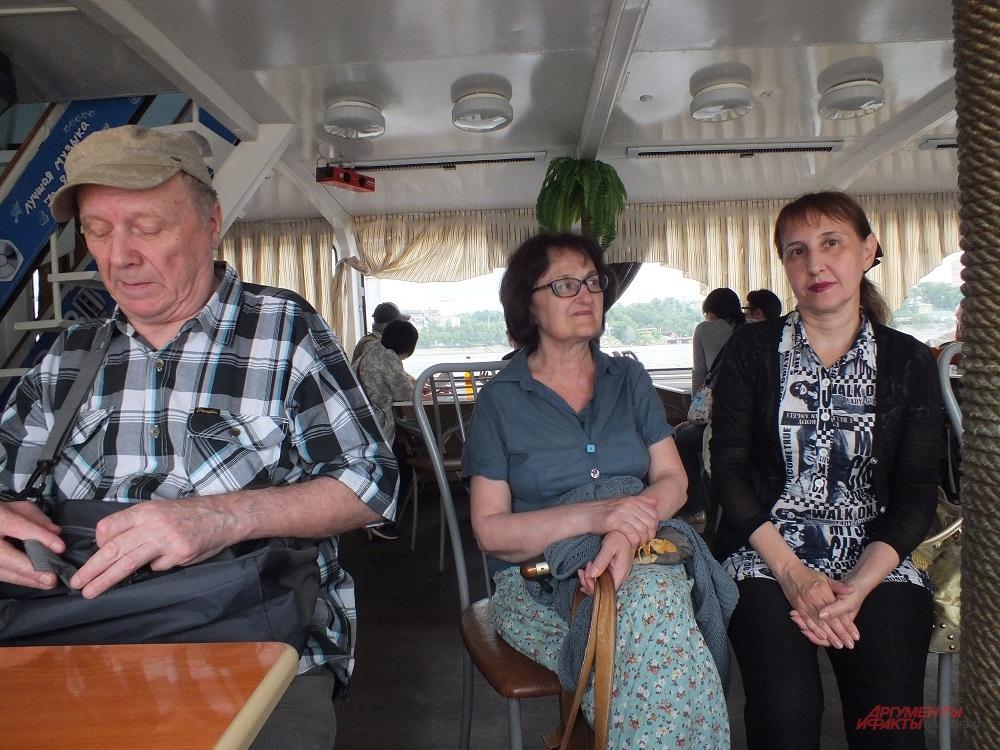 Экскурсия для слепохглухих