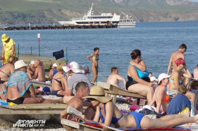 Крым — самое популярное направление на сайте попутчиков.