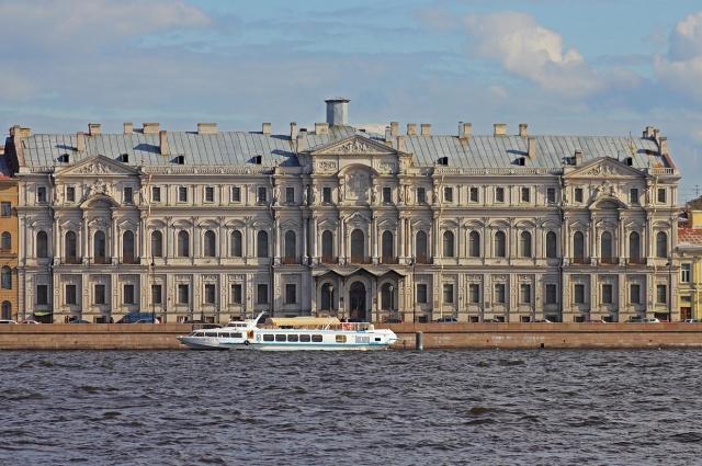 Дворец является памятником федерального значения.