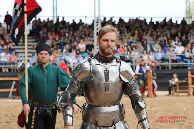 Рыцарь Ивар Мауриц-Хансен.