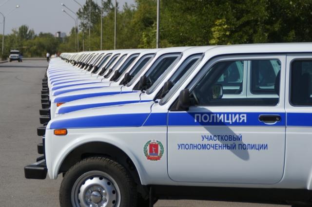 За три года администрация Волгоградской области передала службе участковых уполномоченных более 150 автомобилей.