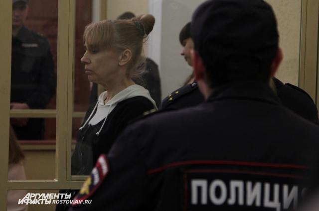 Инесса Тарвердиева получила срок лишения свободы больше всех соучастников - 21 год.