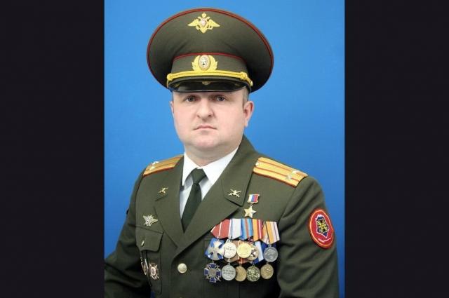 Константин Тимерман после присвоения звания «Герой России».