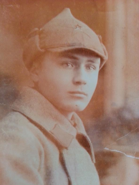 Фридрих Вебер, отец Ирины Вебер
