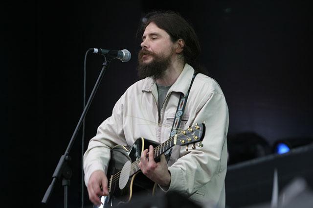 Дмитрий Ревякин, фестивал «Нашествие», 2006 год.