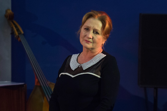 Ольга Вяликова.