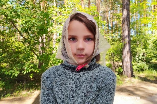 Кристина в прошлом году уже участвовала в спектакле и приглашала на премьеру свою учительницу.