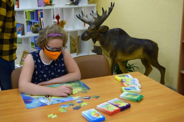 Современная библиотека поможет детям открыть новые способности и таланты.