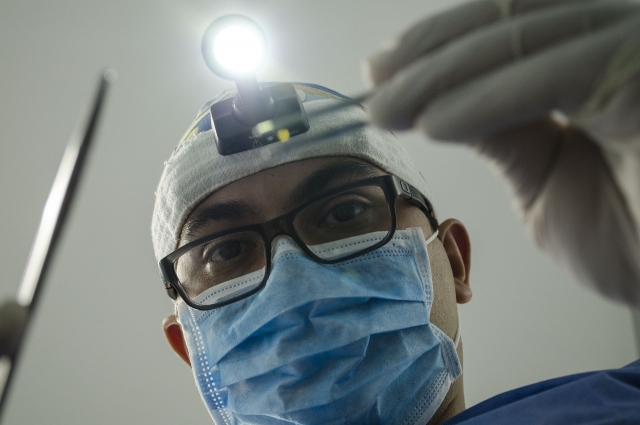 Проснуться во время операции невозможно.