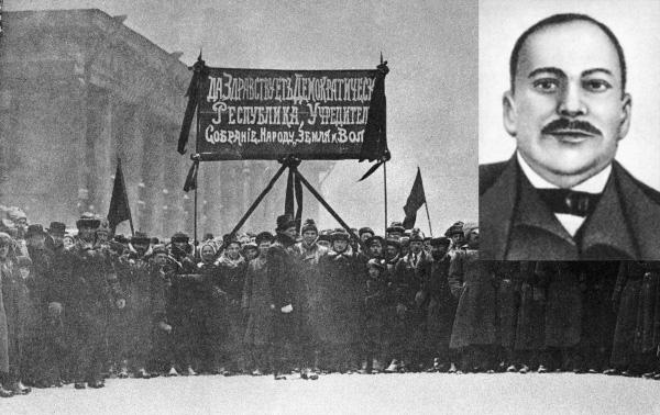 Февральская революция освободила от тюрьмы Манасевича-Мануйлова