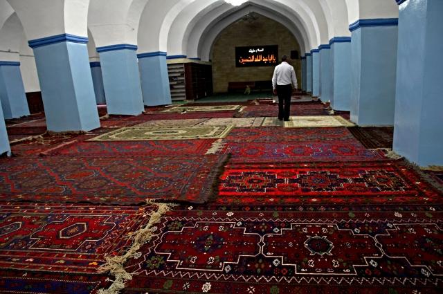 Дербентская Джума-мечеть.