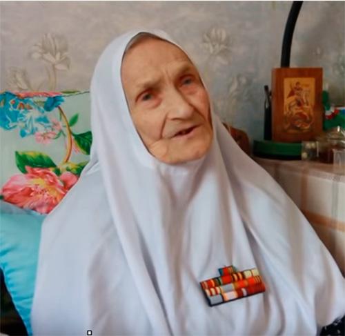 Монахиня Адриана (Наталья Малышева).