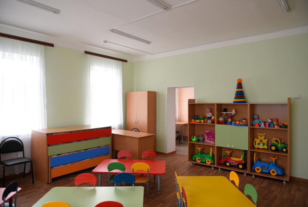 детский сад, Дондуковская