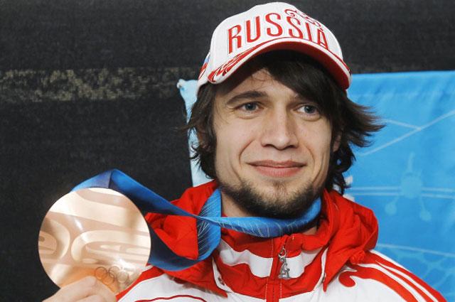 Александр Третьяков. Бронза Ванкувера