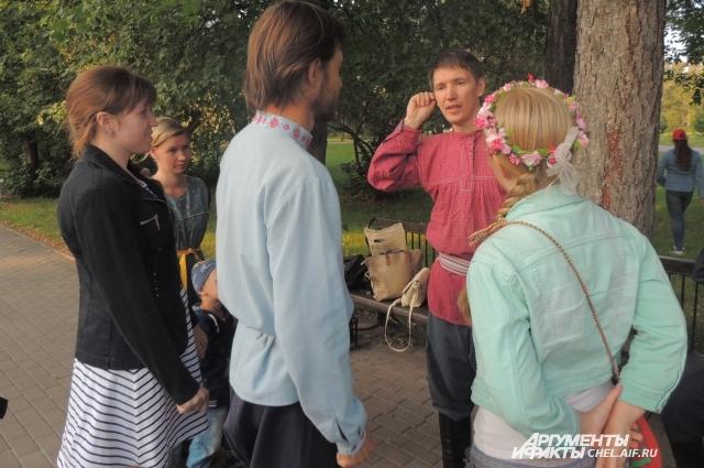 Не только танцы, но и весь уклад Руси вспоминают любители народного пляса.