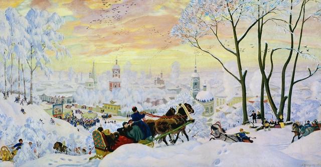 Картина хранится в Петербурге в Русском музее.
