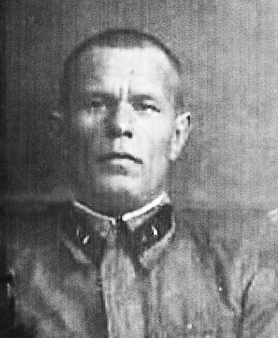 Иван Ермишин – отец Маргариты – ушёл на фронт 26 августа 1941 года.