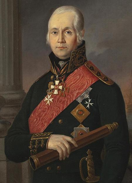 Фёдор Фёдорович Ушаков.