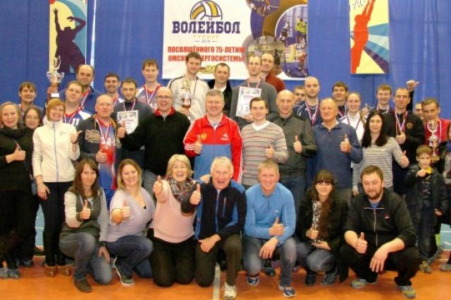 «Омскэнерго» активно поддерживает и развивает спортивное движение.
