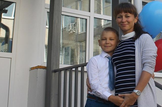 Анастасия и Максим Усатюк