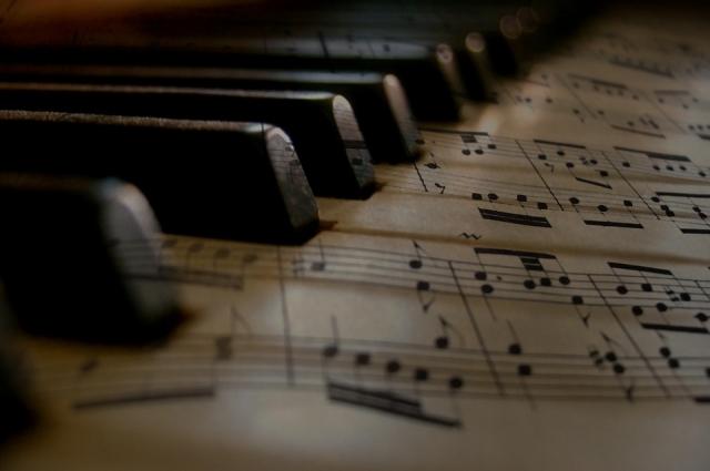 В музыкальной школе учатся от пяти до девяти лет.