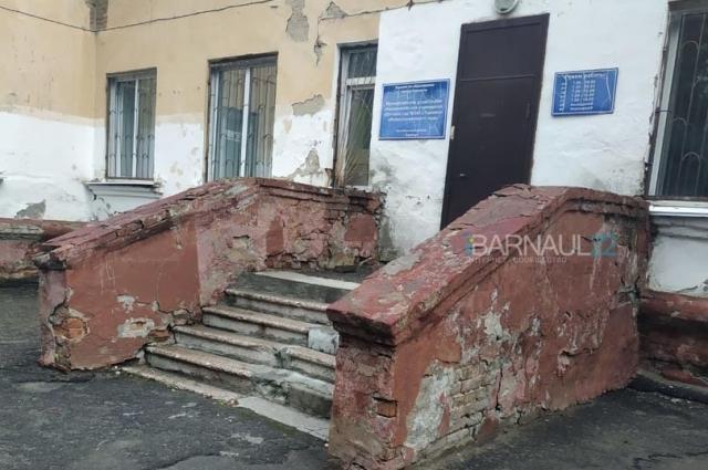 Детский сад «Теремок» в Барнауле.