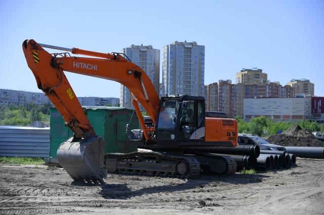 Строительство дороги - общее дело для властей, ресурсоснабжающих организаций и подрядчика.