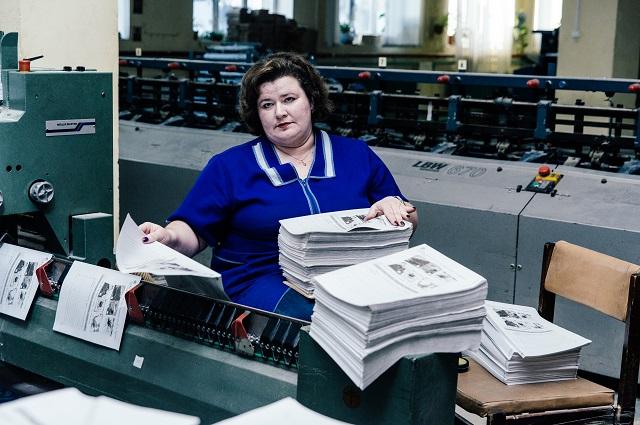 Главное в типографском бизнесе сегодня — современные станки, которые зачастую стоят по несколько миллионов евро.